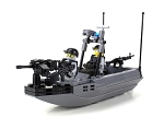 Navy RHIB Attack Boat